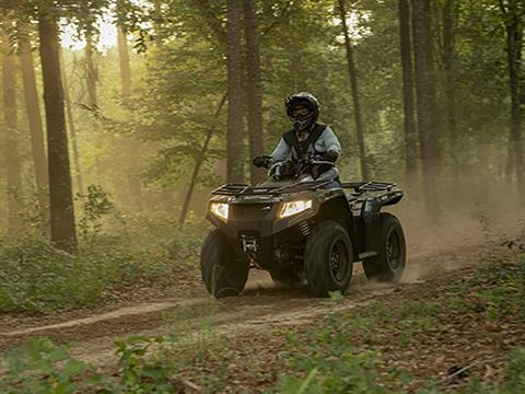 2021 Arctic Cat Alterra 450 in Berlin, New Hampshire - Photo 3