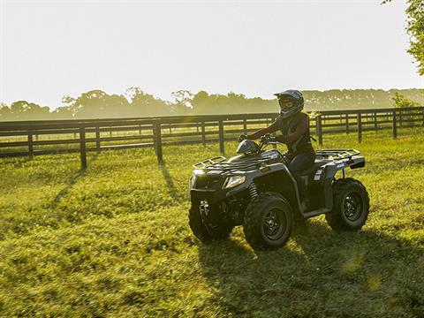 2021 Arctic Cat Alterra 450 in Elma, New York - Photo 2