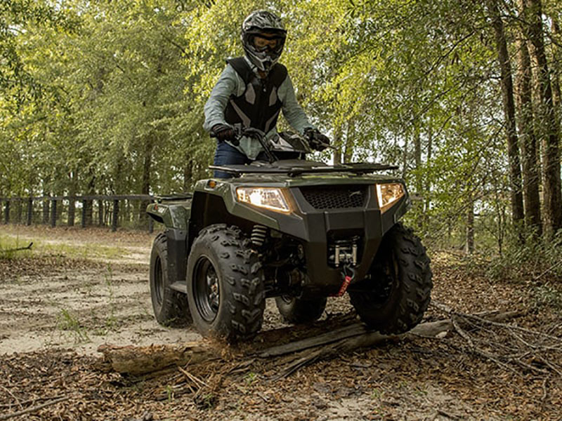 2021 Arctic Cat Alterra 450 in Elma, New York - Photo 4