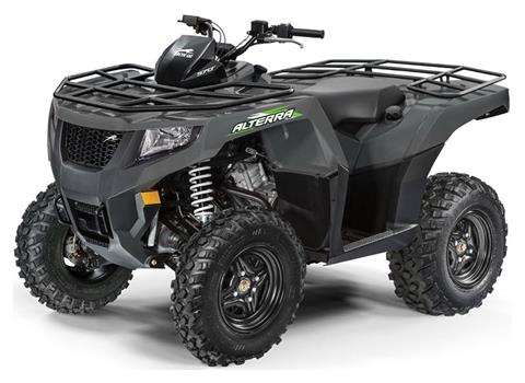 2021 Arctic Cat Alterra 570 EPS in Hazelhurst, Wisconsin