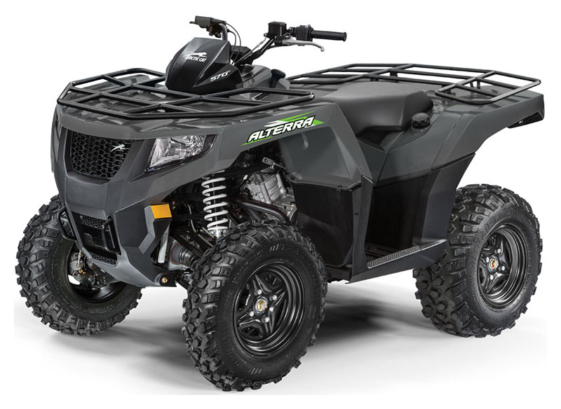 2021 Arctic Cat Alterra 570 EPS in Berlin, New Hampshire - Photo 1