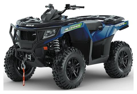 2021 Arctic Cat Alterra 570 EPS SE in Chico, California