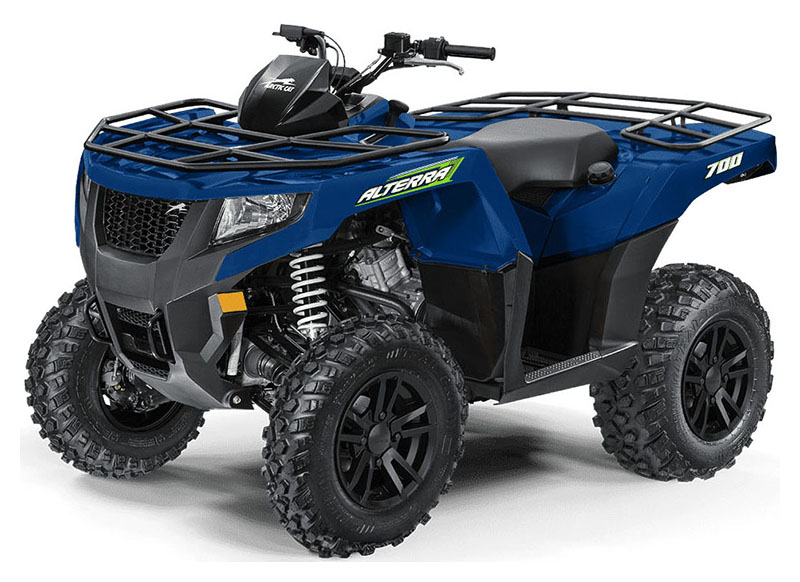2021 Arctic Cat Alterra 700 EPS in Muskogee, Oklahoma