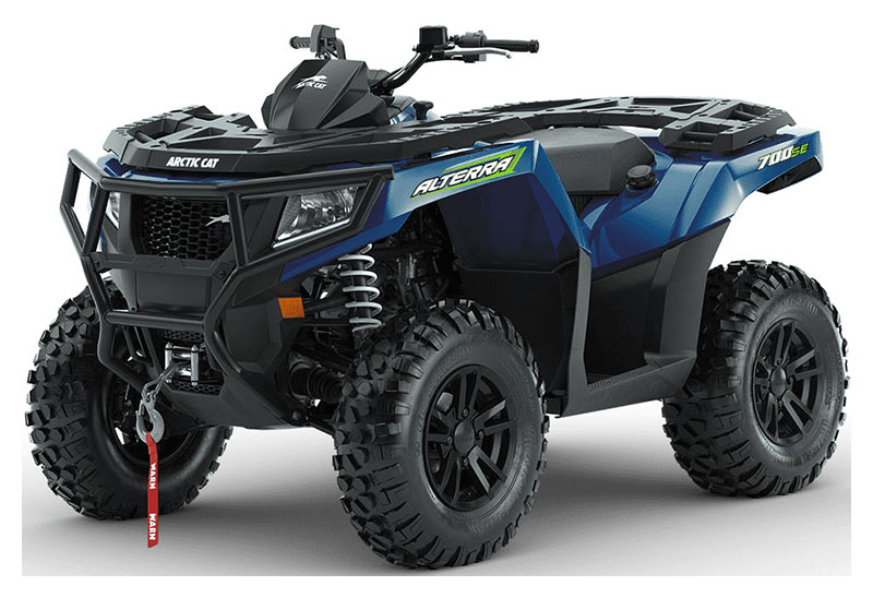 2021 Arctic Cat Alterra 700 SE EPS in Saint Helen, Michigan