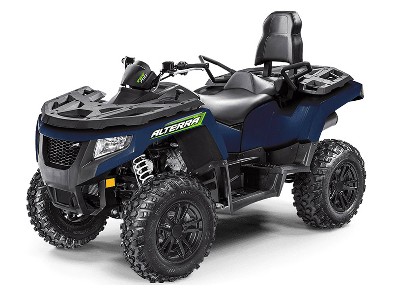 2021 Arctic Cat Alterra TRV 700 EPS in Francis Creek, Wisconsin - Photo 1