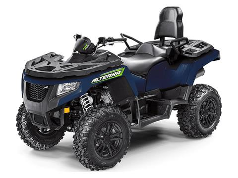 2021 Arctic Cat Alterra TRV 700 EPS in Hazelhurst, Wisconsin - Photo 1