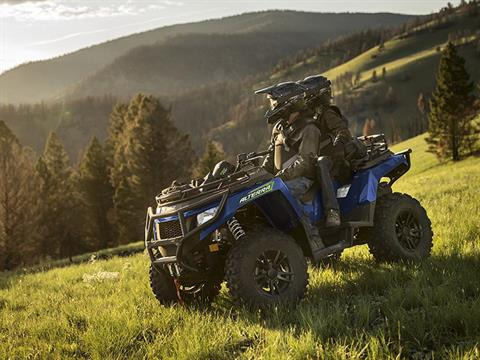 2021 Arctic Cat Alterra TRV 700 EPS in Tully, New York - Photo 2