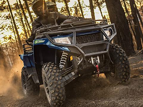 2021 Arctic Cat Alterra TRV 700 EPS in Tully, New York - Photo 4