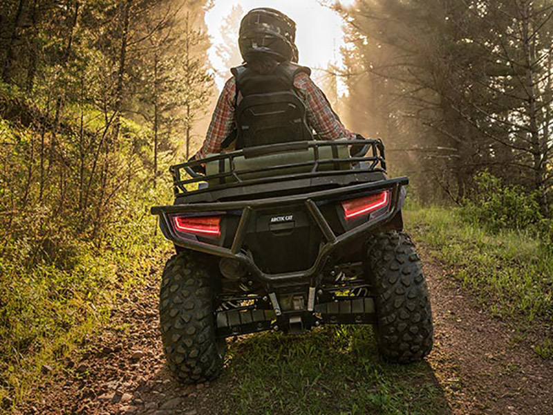 2021 Arctic Cat Alterra TRV 700 EPS in Berlin, New Hampshire - Photo 5