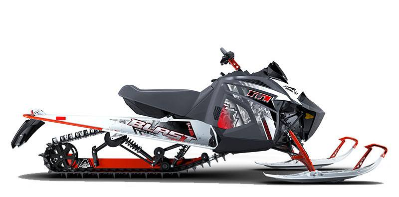 2021 Arctic Cat Blast M 4000 Special Edition ES in Harrison, Michigan
