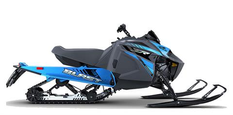 2021 Arctic Cat Blast ZR 4000 ES in New Durham, New Hampshire