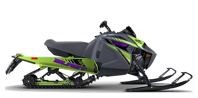 2021 Arctic Cat Blast ZR 4000 ES in Berlin, New Hampshire