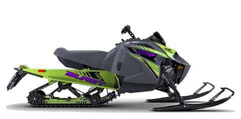 2021 Arctic Cat Blast ZR 4000 ES in Lincoln, Maine