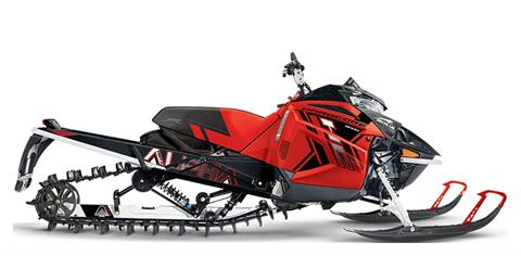 2021 Arctic Cat M 8000 Hardcore Alpha One 154 2.6 ES in Hillsborough, New Hampshire
