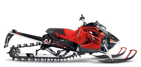 2021 Arctic Cat M 8000 Hardcore Alpha One 165 ES in Saint Helen, Michigan