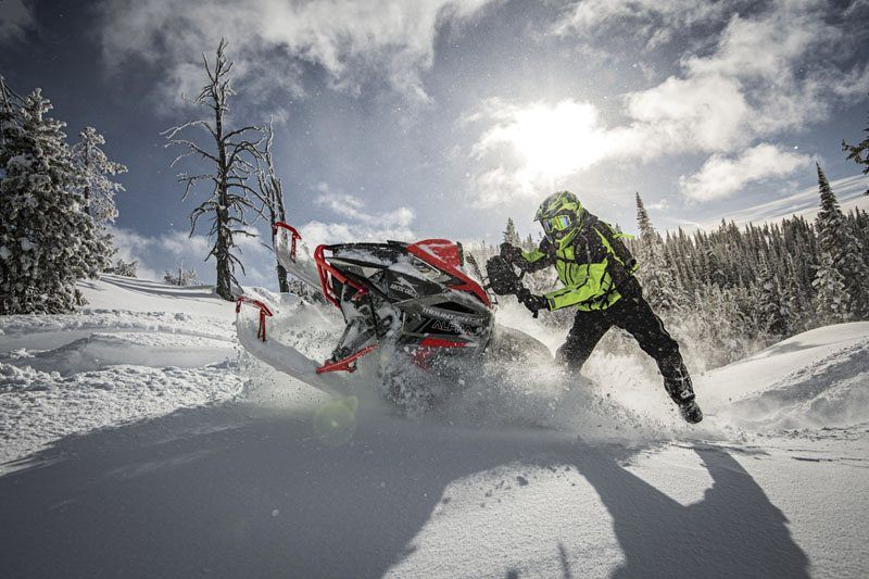 2021 Arctic Cat M 8000 Mountain Cat Alpha One 154 in Rexburg, Idaho