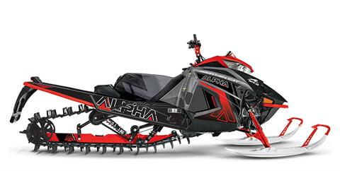 2021 Arctic Cat M 8000 Mountain Cat Alpha One 154 in Saint Helen, Michigan