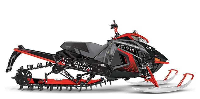 2021 Arctic Cat M 8000 Mountain Cat Alpha One 154 ES in Fairview, Utah - Photo 1