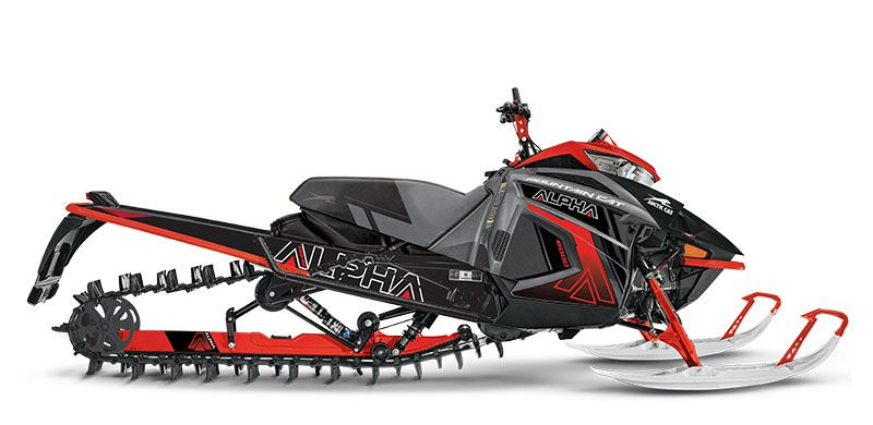 2021 Arctic Cat M 8000 Mountain Cat Alpha One 165 ES in Lincoln, Maine - Photo 1