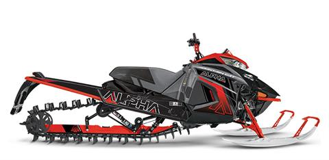 2021 Arctic Cat M 8000 Mountain Cat Alpha One 165 ES in Saint Helen, Michigan