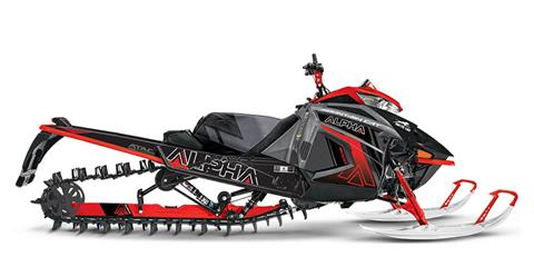 2021 Arctic Cat M 8000 Mountain Cat Alpha One 165 ATAC in Hancock, Michigan