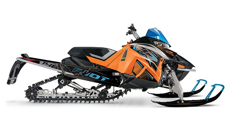 2021 Arctic Cat Riot 8000 1.35 QS3 ES in Elma, New York - Photo 1