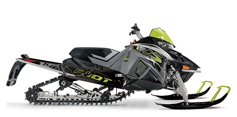 2021 Arctic Cat Riot 8000 QS3 1.60 ES in Butte, Montana - Photo 1
