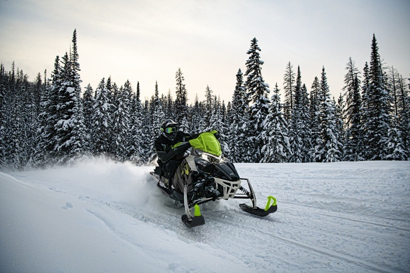 2021 Arctic Cat Riot 8000 QS3 1.60 ES in Butte, Montana - Photo 3