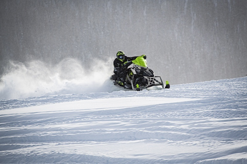 2021 Arctic Cat Riot 8000 QS3 1.60 ES in Tully, New York - Photo 4