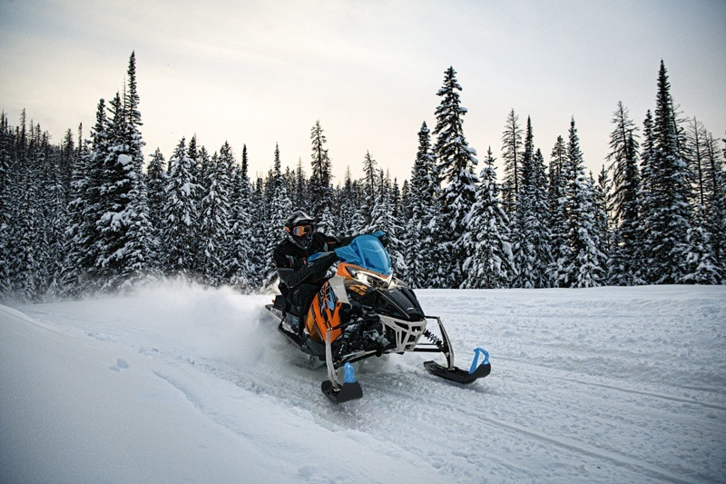 2021 Arctic Cat Riot 8000 QS3 1.60 ES in Deer Park, Washington - Photo 3