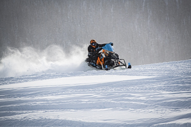 2021 Arctic Cat Riot 8000 QS3 1.60 ES in Gaylord, Michigan - Photo 4