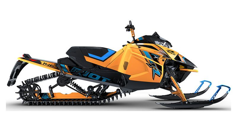 2021 Arctic Cat Riot X 8000 QS3 ES in Calmar, Iowa
