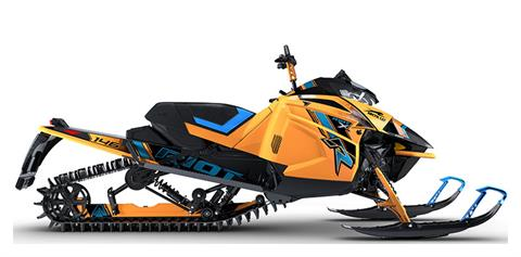 2021 Arctic Cat Riot X 8000 QS3 ES in Saint Helen, Michigan