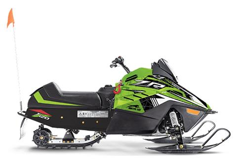 2021 Arctic Cat ZR 120 in New Durham, New Hampshire