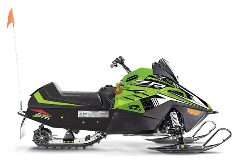 2021 Arctic Cat ZR 120 in Gaylord, Michigan