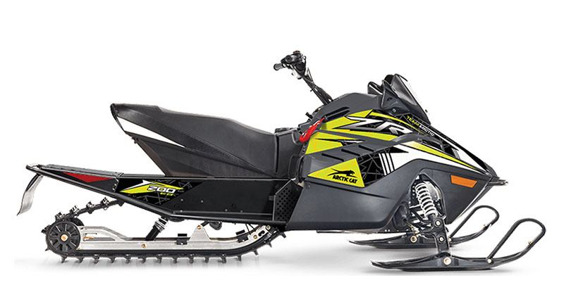 2021 Arctic Cat ZR 200 ES in Escanaba, Michigan - Photo 1