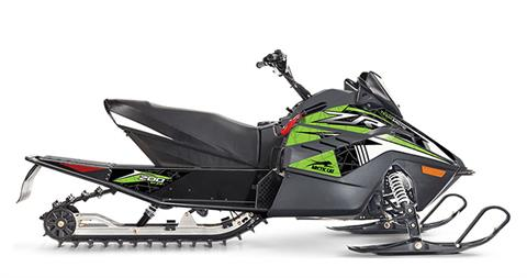 2021 Arctic Cat ZR 200 ES in Saint Helen, Michigan