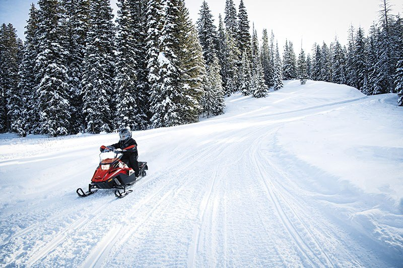 2021 Arctic Cat ZR 200 ES in Butte, Montana - Photo 2