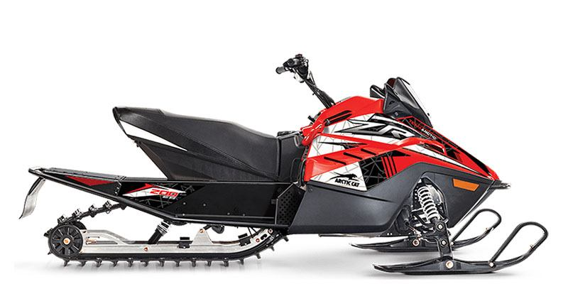 2021 Arctic Cat ZR 200 ES in Fairview, Utah - Photo 1