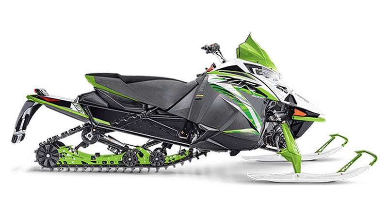 2021 Arctic Cat ZR 6000 Limited ES in Lincoln, Maine - Photo 1