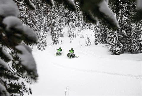 2021 Arctic Cat ZR 6000 Limited ES in Lincoln, Maine - Photo 2
