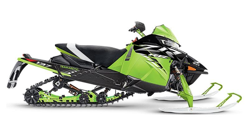 2021 Arctic Cat ZR 8000 RR ES in Lincoln, Maine - Photo 1