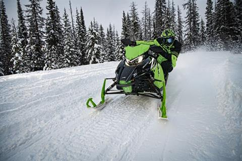 2021 Arctic Cat ZR 8000 RR ES in Lincoln, Maine - Photo 2