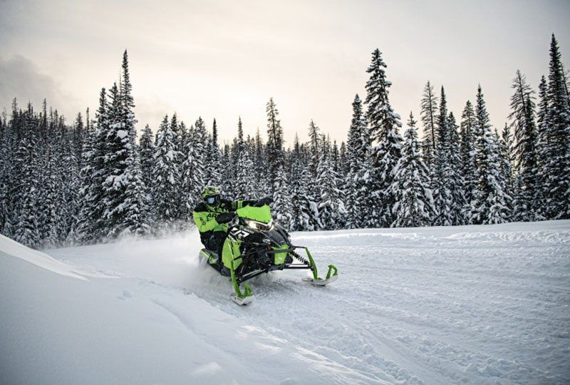 2021 Arctic Cat ZR 8000 RR ES in Bellingham, Washington - Photo 3