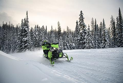 2021 Arctic Cat ZR 8000 RR ES in Lincoln, Maine - Photo 3