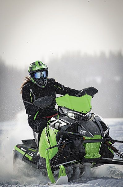 2021 Arctic Cat ZR 8000 RR ES in Port Washington, Wisconsin - Photo 4