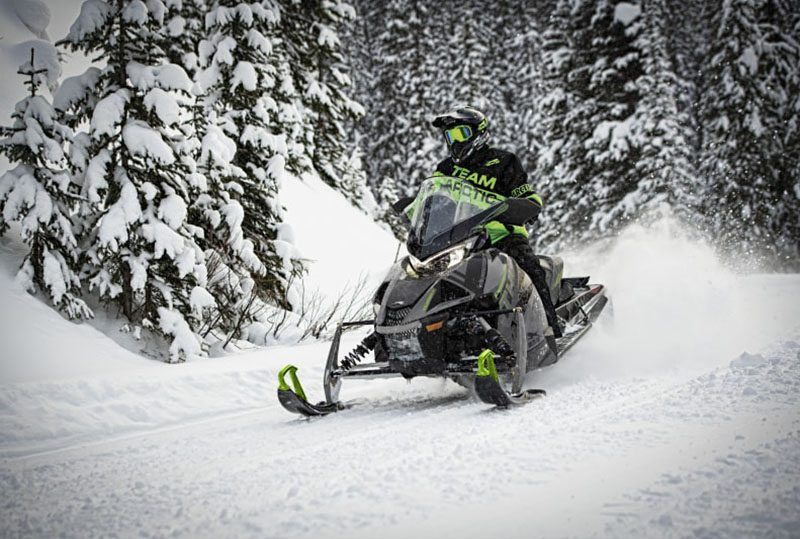2021 Arctic Cat ZR 9000 Thundercat ATAC ES in Philipsburg, Montana - Photo 3