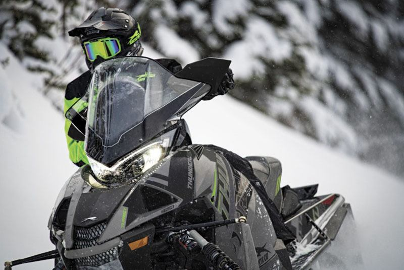 2021 Arctic Cat ZR 9000 Thundercat ES in Portersville, Pennsylvania - Photo 2