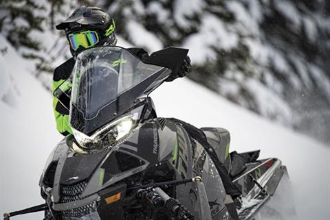 2021 Arctic Cat ZR 9000 Thundercat ES in Lebanon, Maine - Photo 2