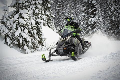 2021 Arctic Cat ZR 9000 Thundercat ES in Lincoln, Maine - Photo 3